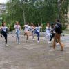 Съёмка клипа «Танцующая Черноголовка», коллектив Soul Motion