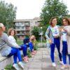 Репетиция к клипу «Танцующая Черноголовка», коллектив Argo Dance