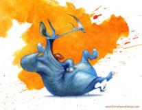 Chris Ayers персонажи-животные