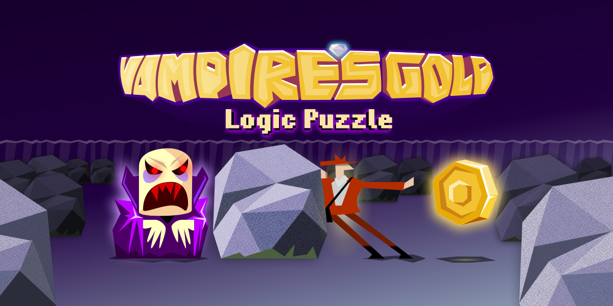 Игра Vampire's Gold Logic Puzzle для Андройд
