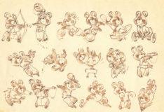 Олимпийские Мишки Евгения Мигунова