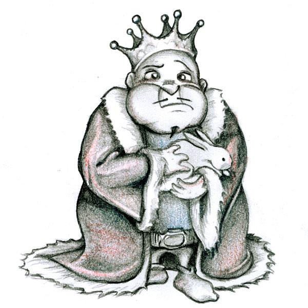 Король и заяц