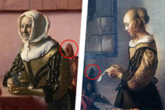 Одинаковые картины Яна Вермеера